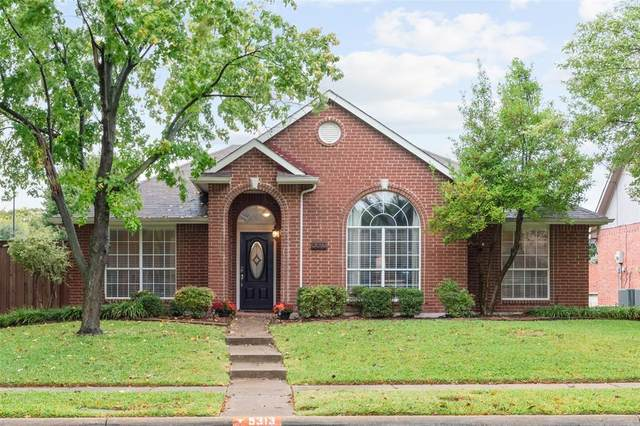5313 Baton Rouge Boulevard, Frisco, TX 75035 (#14461633) :: Homes By Lainie Real Estate Group