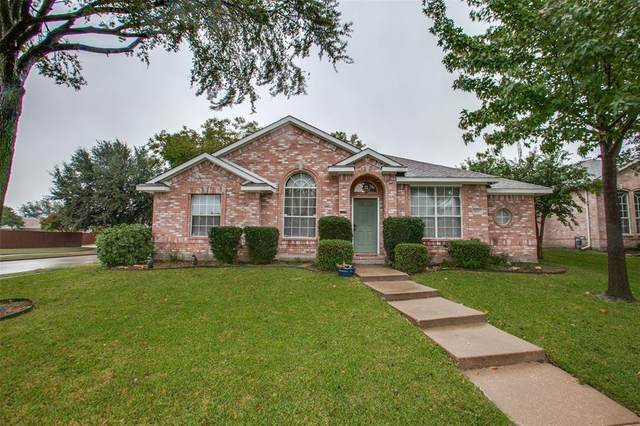 4337 Heath Court, Plano, TX 75024 (MLS #14461636) :: Hargrove Realty Group