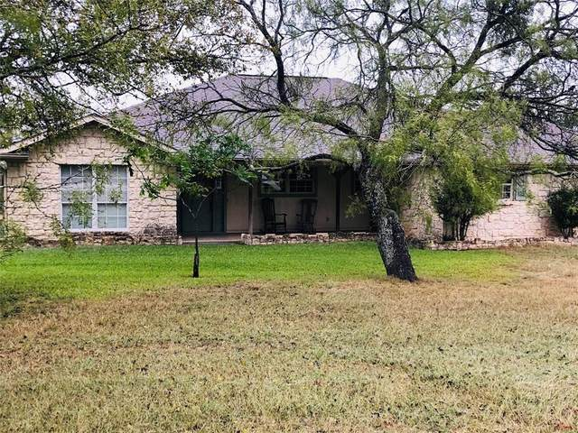 128 Private Road 227 Hcr, Whitney, TX 76692 (MLS #14461640) :: The Good Home Team