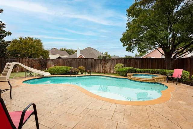 1508 Birchbrook Drive, Flower Mound, TX 75028 (#14461647) :: Homes By Lainie Real Estate Group