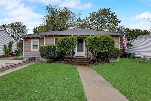 821 Dent Street, Garland, TX 75040 (MLS #14461654) :: Results Property Group