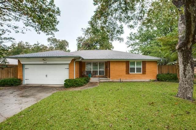 710 Newberry Drive, Richardson, TX 75080 (MLS #14461660) :: The Good Home Team