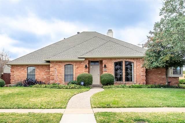 3924 Wyeth Drive, Plano, TX 75023 (MLS #14461661) :: Robbins Real Estate Group