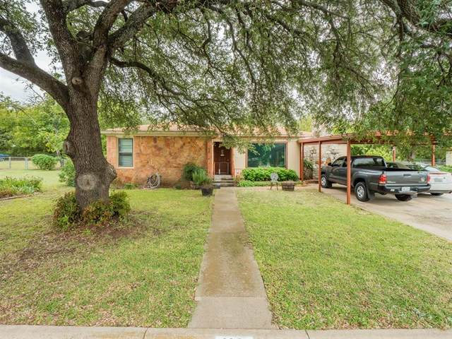 113 N Cherry Lane, Granbury, TX 76048 (MLS #14461665) :: Post Oak Realty