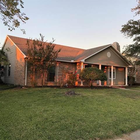 1825 Panola Drive, Mesquite, TX 75150 (MLS #14461678) :: The Kimberly Davis Group