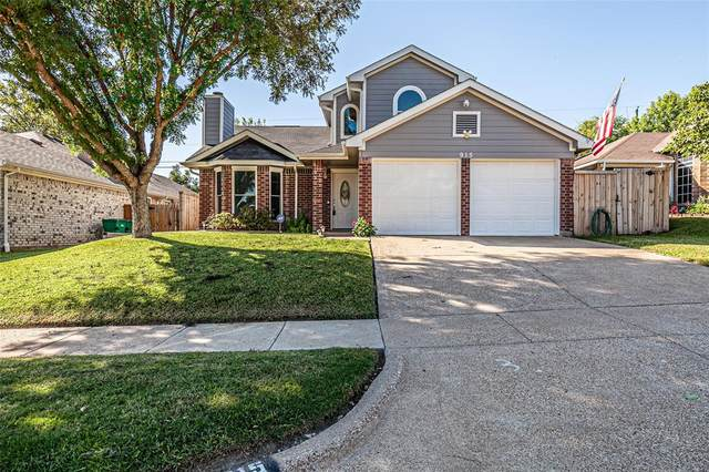 915 Richards Drive, Cedar Hill, TX 75104 (MLS #14461681) :: Real Estate By Design