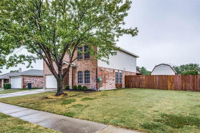 2632 Pecan Drive, Little Elm, TX 75068 (MLS #14461713) :: Post Oak Realty