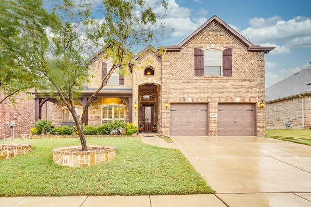 6121 Gibbons Creek Street, Fort Worth, TX 76179 (MLS #14461725) :: The Tierny Jordan Network