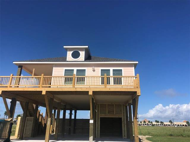 2281 E Lobster Street, Crystal Beach, TX 77650 (MLS #14461742) :: The Good Home Team
