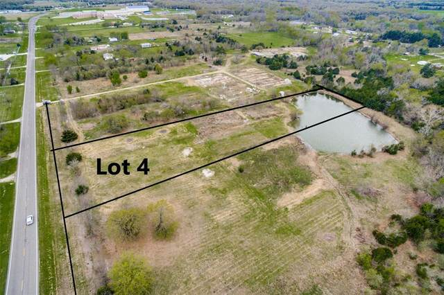Lot 4 Spur 264, Quinlan, TX 75474 (MLS #14461761) :: The Kimberly Davis Group
