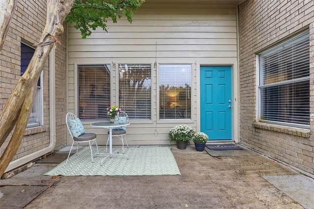 2165 Villa Place A, Carrollton, TX 75006 (MLS #14461762) :: Post Oak Realty