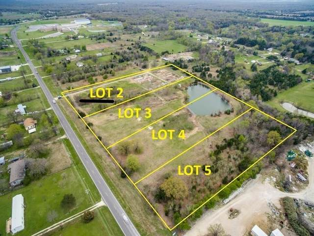 Lot 2 264 Spur, Quinlan, TX 75474 (MLS #14461766) :: The Kimberly Davis Group