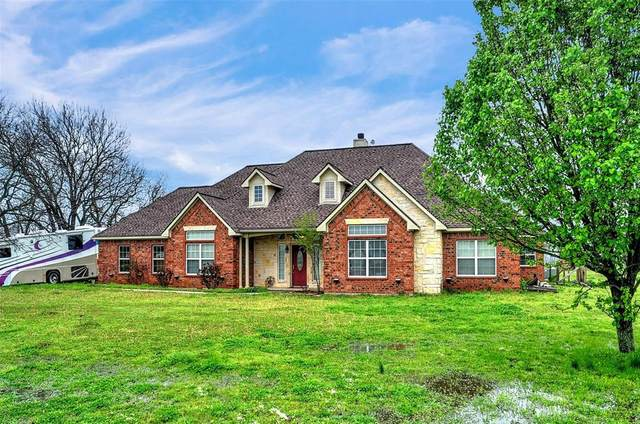 606 Calimus Flatt Road, Bells, TX 75414 (MLS #14461786) :: Hargrove Realty Group