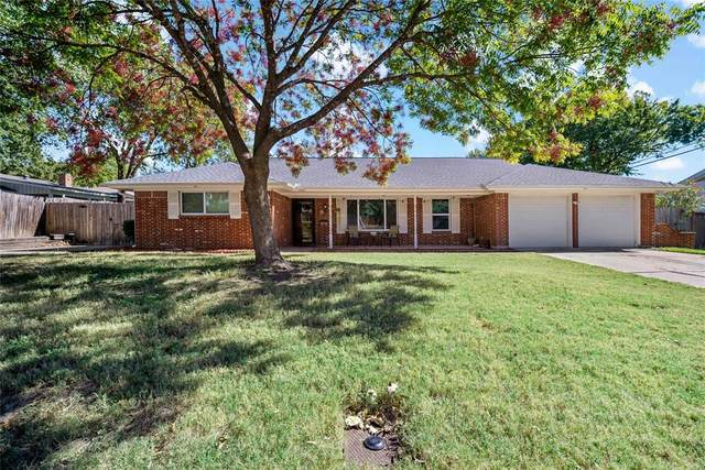 5621 Marbury Drive, Fort Worth, TX 76133 (MLS #14461788) :: Potts Realty Group