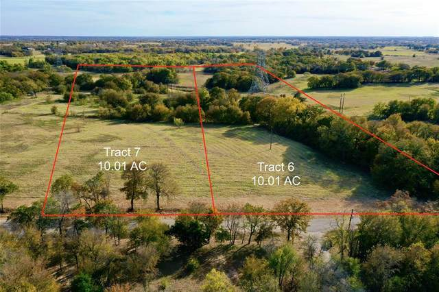 Tract 6 Cr 1380, Alvord, TX 76225 (MLS #14461793) :: All Cities USA Realty