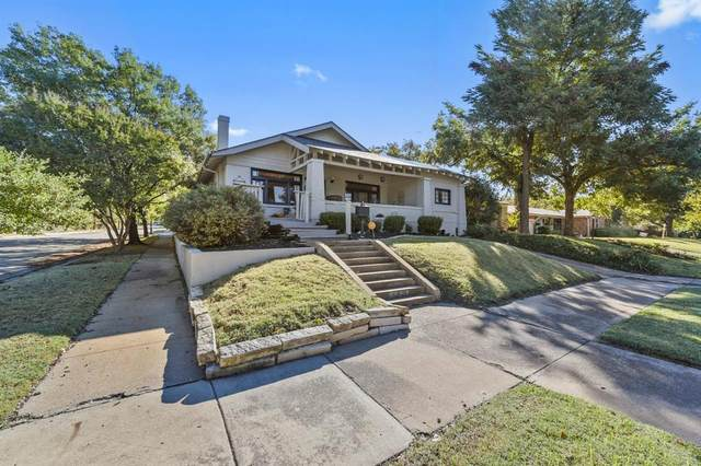 2601 Ryan Place Drive, Fort Worth, TX 76110 (MLS #14461802) :: Hargrove Realty Group