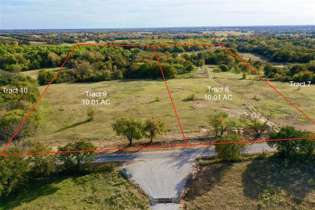 Tract 8 Cr 1380, Alvord, TX 76225 (MLS #14461805) :: All Cities USA Realty