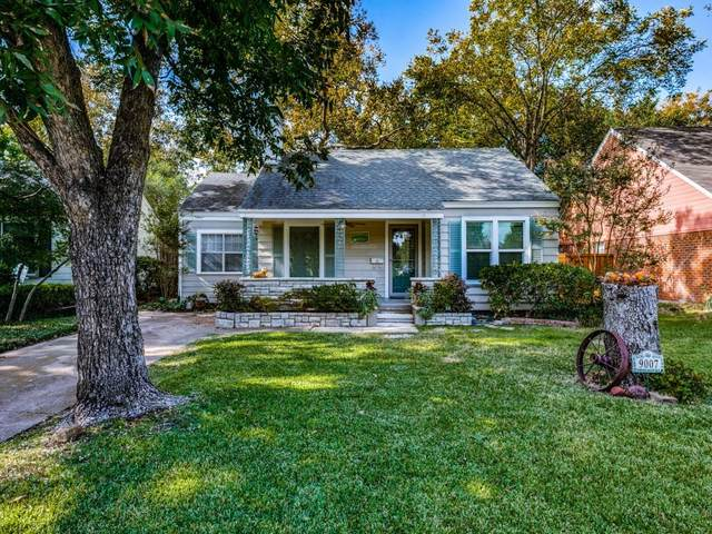9007 San Fernando Way, Dallas, TX 75218 (MLS #14461811) :: Potts Realty Group