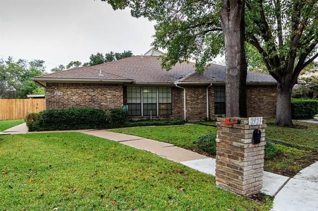 2923 Allister Street, Dallas, TX 75229 (MLS #14461823) :: RE/MAX Pinnacle Group REALTORS