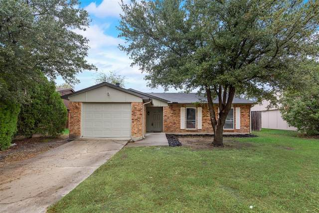 5533 Adams Drive, The Colony, TX 75056 (#14461826) :: Homes By Lainie Real Estate Group