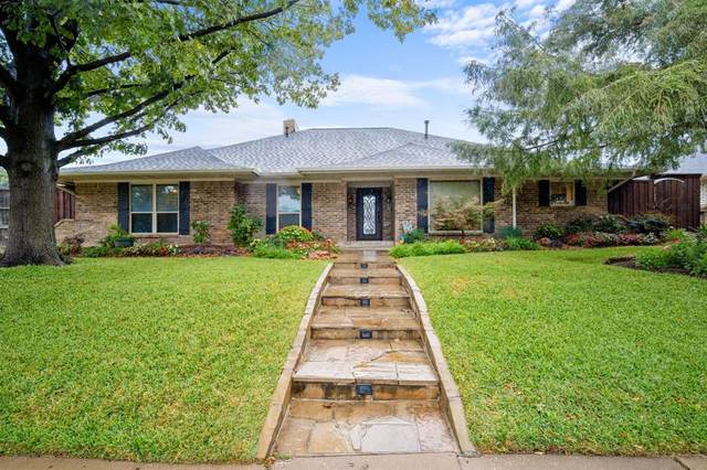 2803 Staffordshire Drive, Carrollton, TX 75007 (MLS #14461842) :: Hargrove Realty Group