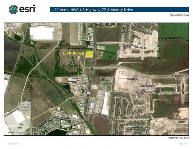 1995 N Hwy 77, Waxahachie, TX 75165 (MLS #14461866) :: Hargrove Realty Group