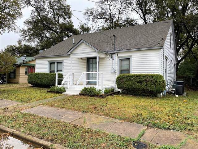 908 N Clements Street, Gainesville, TX 76240 (MLS #14461884) :: The Kimberly Davis Group