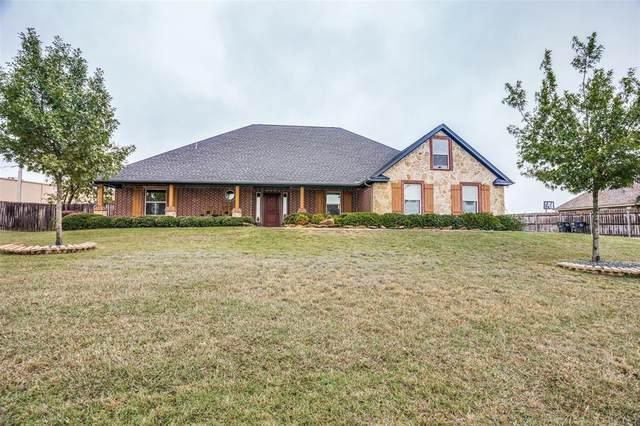 1412 Wedgewood Drive, Cleburne, TX 76033 (MLS #14461895) :: The Good Home Team
