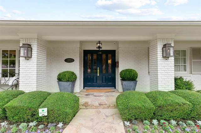 4001 Hildring Drive E, Fort Worth, TX 76109 (MLS #14461897) :: Real Estate By Design