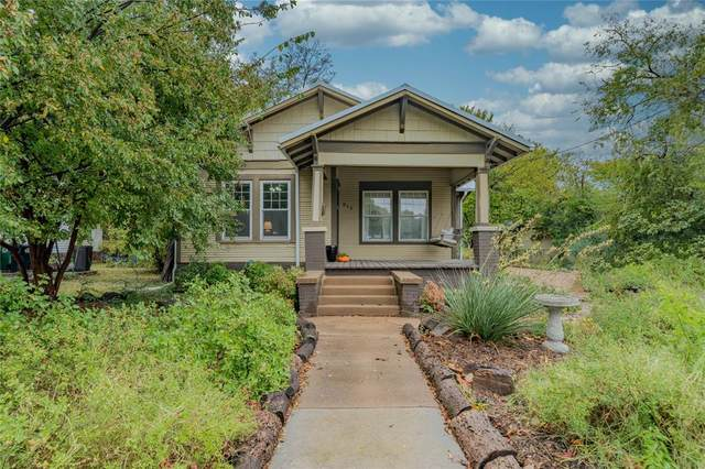 810 W Congress Street, Denton, TX 76201 (MLS #14461908) :: RE/MAX Pinnacle Group REALTORS