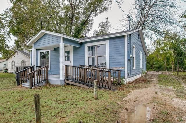 406 S Houston Street, Hillsboro, TX 76645 (MLS #14461924) :: The Good Home Team
