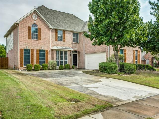805 Hidden Woods Drive, Keller, TX 76248 (MLS #14461929) :: Potts Realty Group