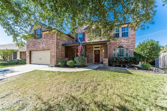6125 Redear Drive, Fort Worth, TX 76179 (MLS #14461932) :: The Tierny Jordan Network