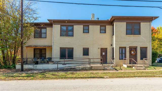 2841 Avenue H Avenue, Fort Worth, TX 76105 (MLS #14461957) :: The Mitchell Group