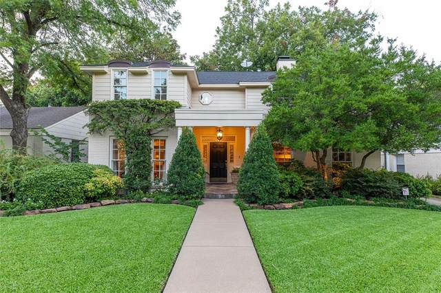 6144 Locke Avenue, Fort Worth, TX 76116 (MLS #14461965) :: Potts Realty Group