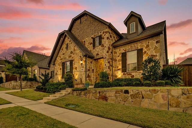 4008 Lombardy Court, Colleyville, TX 76034 (MLS #14461989) :: Real Estate By Design