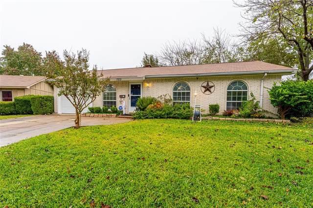 723 Jamestown Drive, Garland, TX 75043 (MLS #14461996) :: The Good Home Team