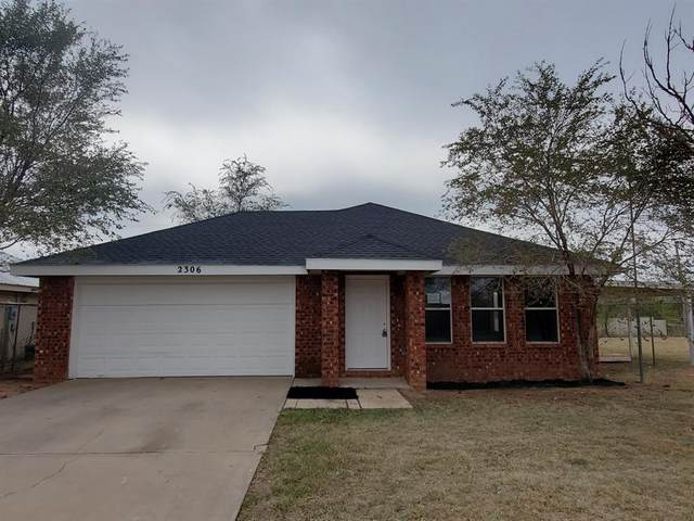 2306 S Monticello Street, Big Spring, TX 79720 (MLS #14462034) :: The Tierny Jordan Network