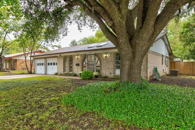 7309 Janetta Drive, North Richland Hills, TX 76180 (MLS #14462035) :: The Hornburg Real Estate Group