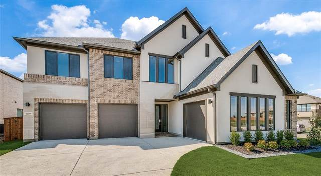 3516 Valmur Avenue, Colleyville, TX 76034 (MLS #14462037) :: Potts Realty Group