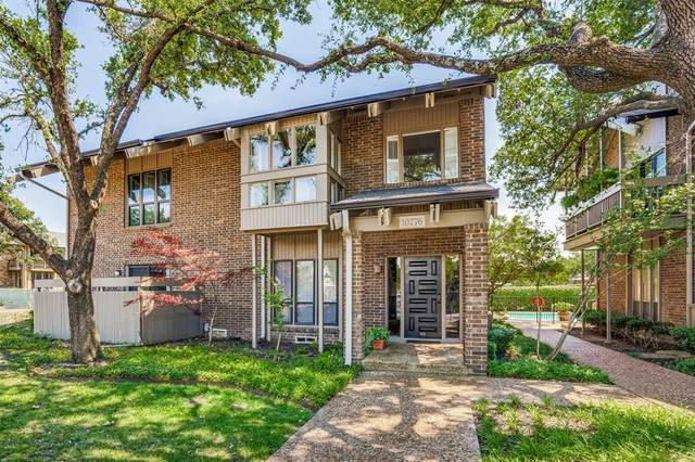 10776 Villager Road A, Dallas, TX 75230 (MLS #14462049) :: Potts Realty Group