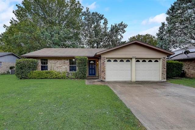 3924 Hemlock Street, Fort Worth, TX 76137 (MLS #14462065) :: Keller Williams Realty