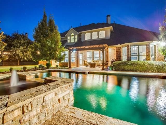 700 Amistad Drive, Prosper, TX 75078 (MLS #14462106) :: Premier Properties Group of Keller Williams Realty