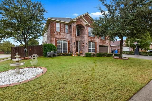 1708 Cedar Elm Drive, Corinth, TX 76210 (MLS #14462115) :: Keller Williams Realty