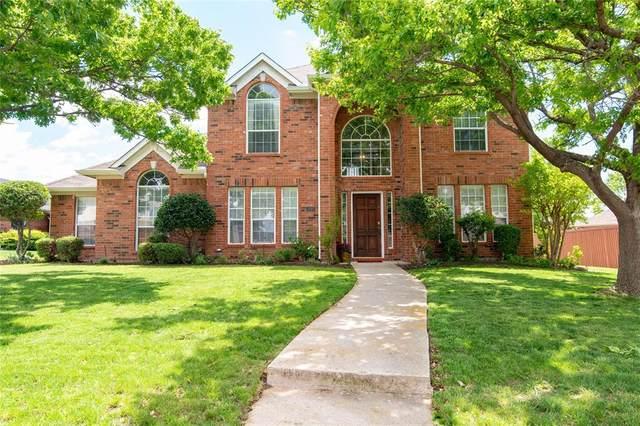6412 Santa Rosa Drive, Plano, TX 75024 (MLS #14462127) :: Real Estate By Design
