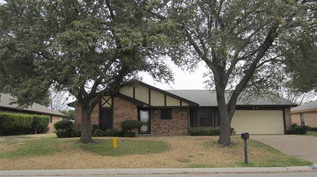 6717 Spoonwood Lane, Fort Worth, TX 76137 (MLS #14462129) :: Potts Realty Group