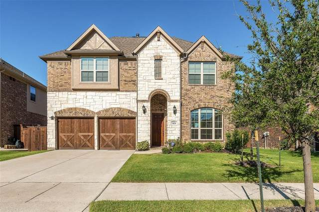5629 Lightfoot Lane, Frisco, TX 75036 (MLS #14462130) :: The Hornburg Real Estate Group