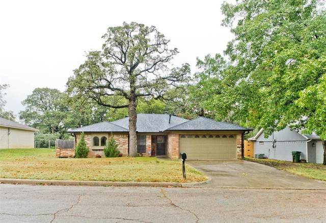 8313 Juniper Drive, North Richland Hills, TX 76182 (MLS #14462136) :: The Hornburg Real Estate Group