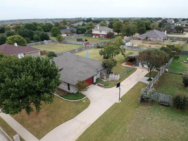 760 High Knoll Drive, Midlothian, TX 76065 (MLS #14462139) :: The Hornburg Real Estate Group