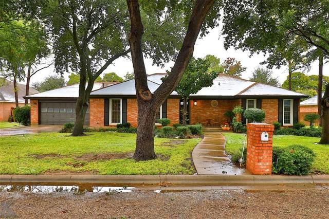 668 Oldham Court W, Abilene, TX 79602 (MLS #14462176) :: Maegan Brest | Keller Williams Realty